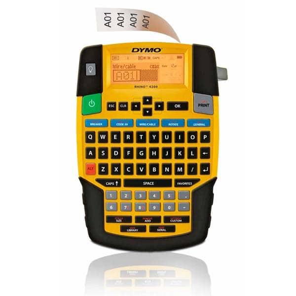 Printer DYMO Rhino 4200